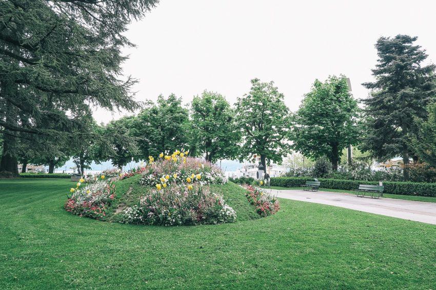 Gardener's Paradise in Switzerland