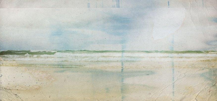 Diana Jane Art, photography, digital art, the sea, water, green, wall art