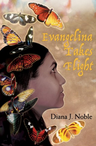 Evangelina Takes Flight Final Cover