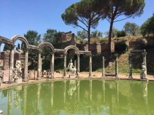 Day 5, Canopus, hints of former grandeur