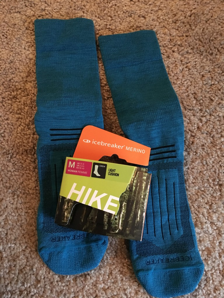 Ice Breaker Merino Wool Sock s