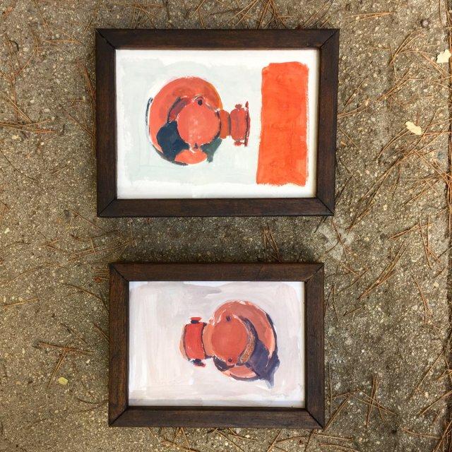 firehose hookups paintings Diana Kohne