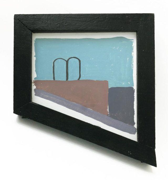 diana kohne trapezoid frame
