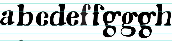 create an original font