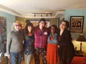 Poets at OZCAT radio