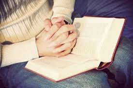 Scripture calms the soul