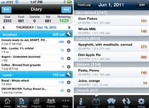 Digital Food and Exercise Tracker