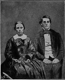 Fanny Crosby and husband