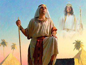 Through his hardships God was able to use Joseph greatly