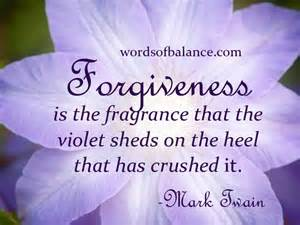 Power of Forgiveness: Seeking God for justice