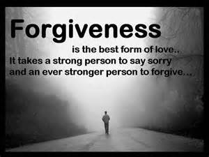 Power of Forgiveness: Keep Forgiving and in time it will get easier