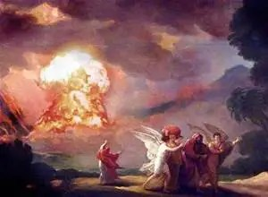 Sodom and Gomorrah was so wicked God destroyed the cities
