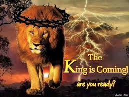 King coming