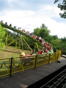An emotional roller coaster can enhance signs of depression
