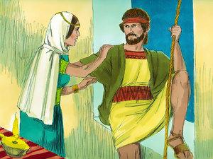 King davids wife taken 2