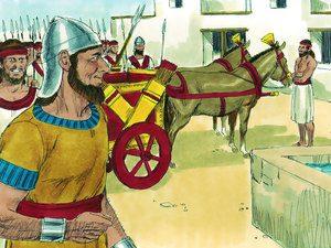 Haggith was mother to Adonijah