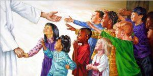 Jesus loves the little children...all the children of the world