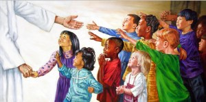 Jesus loves the little children...all the children of the world