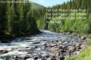 I've Got Peace Like a River in My Soul