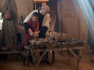 Joseph was a carpenter