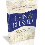 Elizabeth Brickman's book Thin & Blessed