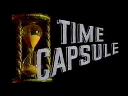 What would you choose to put in a time capsule?