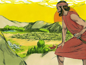 Hope in the Bible: Gideon Wins the Battle