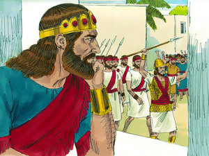 Sons in the Bible: Sons of King Saul