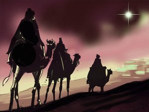 The Three Gifts of Christmas: Gifts of the Wise Men