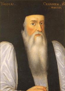 Heroes of the Faith: Thomas Cranmer