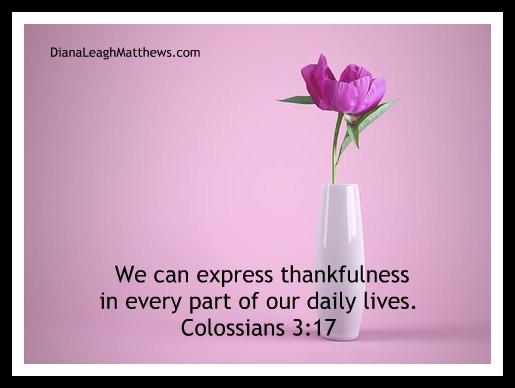 Writing Gratitude's