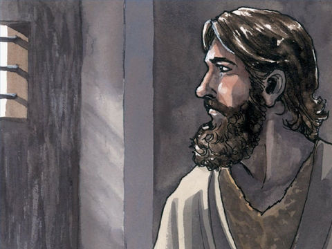 Eyewitness to Easter: Herod Antipas Kills John the Baptist