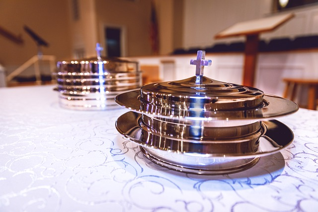 Hymn Story: As We Gather at Your Table