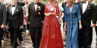 Edmonton- 30/08/97 File photo from 1983 (June 30 and July 1), Prince Charles and Princess Diana during their royal visit to Edmonton's Klondike Days. On August 30, 1997, Diana, Princess of Whales, was killed in a car accident along with her current flame Dodi Al Fayed while they were in Paris together. Edmonton Journal file photo. [PNEdmonton- 30/08/97 File photo from 1983 (June 30 and July 1), Prince Charles and Princess Diana during their royal visit to Edmonton's Klondike Days. On August 30, 1997, Diana, Princess of Whales, was killed in a car accident along with her current flame Dodi Al Fayed while they were in Paris together. Edmonton Journal file photo. [PNG Merlin Archive]G Merlin Archive]
