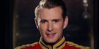 Richard will take his tricks in parts of the army that have never been seen before in the media Photo (C) ITV