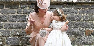 Princess Charlotte Elizabeth Diana attended Pippa Middleton Wedding