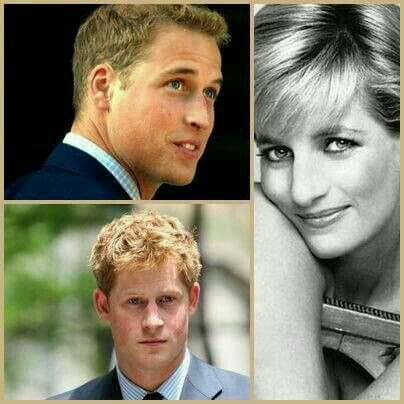Sharing Some Most Precious, Beautiful and unforgettable Moments of Princess Diana and her sons