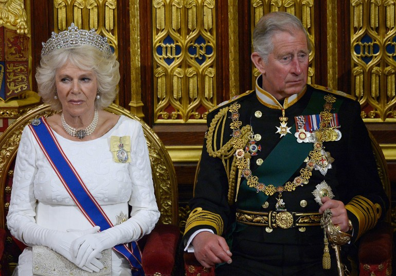 Yet after years of pleading from Prince Charles – who is desperate for her to become Queen – she has given in