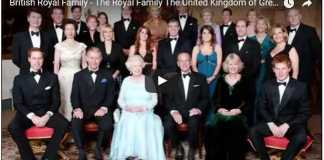 British Royal Family - The Royal Family The United Kingdom of Great Britain and Northern Ireland