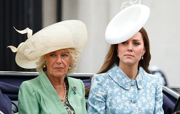 Camilla Parker Bowles Disgusted: Kate Middleton Wears Princess Diana's Tiara At Ambassador's Event