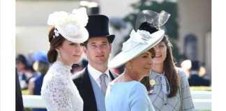 Kate Middleton reveals her mum has a crush on Roger Federer in tell-all tennis documentary