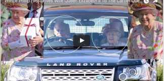Prince Philip (96) Drives Wife Queen Elizabeth ll To The Cartier Queen's Cup Polo Final 2017