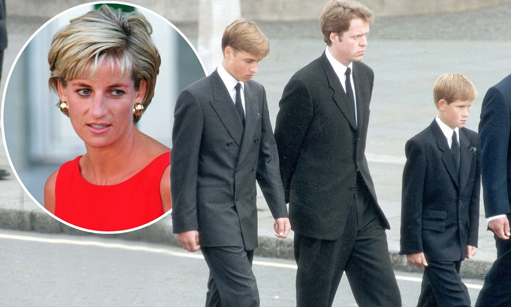 Heart Touching: Diana's brother speaks out 20 years after Princess passed away