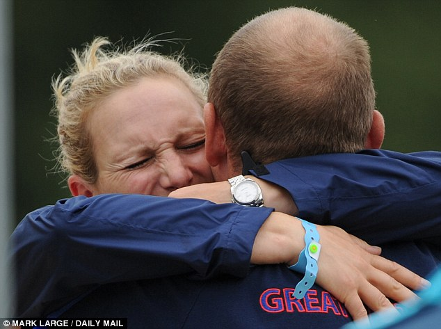 We Are Sorry for Zara Tindall. Her husband, former Gloucester and England captain Mike Tindall, confirmed the news on Twitter.