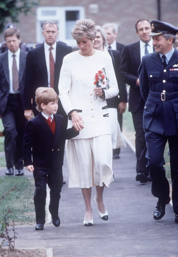 Sad: William on Diana's paparazzi: People would be 'appalled' if they knew what paparazzi did