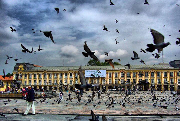 Referencias literarias a Bogotá (1/5)