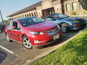 Chevy Volt 2013