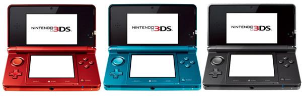 Goodness, Nintendo3DS! (2/3)