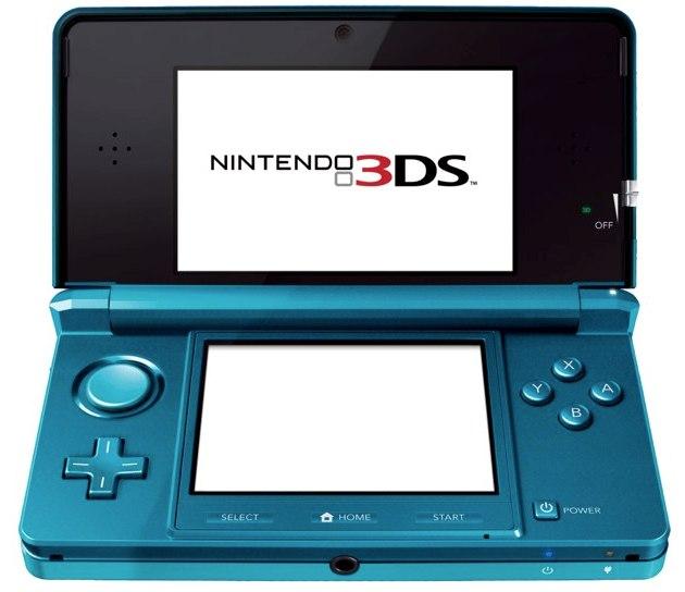 Goodness, Nintendo3DS! (1/3)