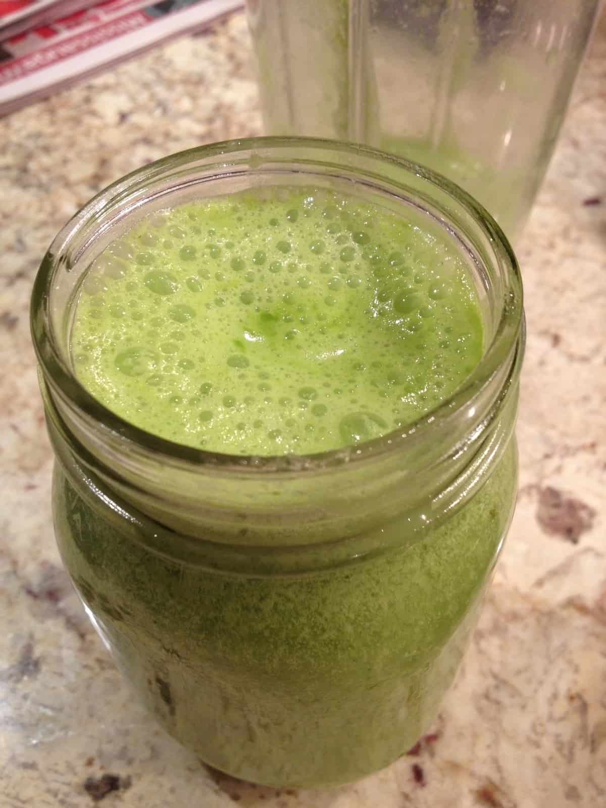 Day 30 -Detox Support Protein & Greens Smoothie